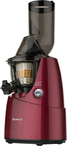 Kuvings - Wide-Mouth Slow Juicer - Pearl Red