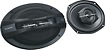 "Sony - 6"" x 9"" 3-Way Speakers with HOP/Aramid Carbon-Fiber Woofer Cones (Pair)"
