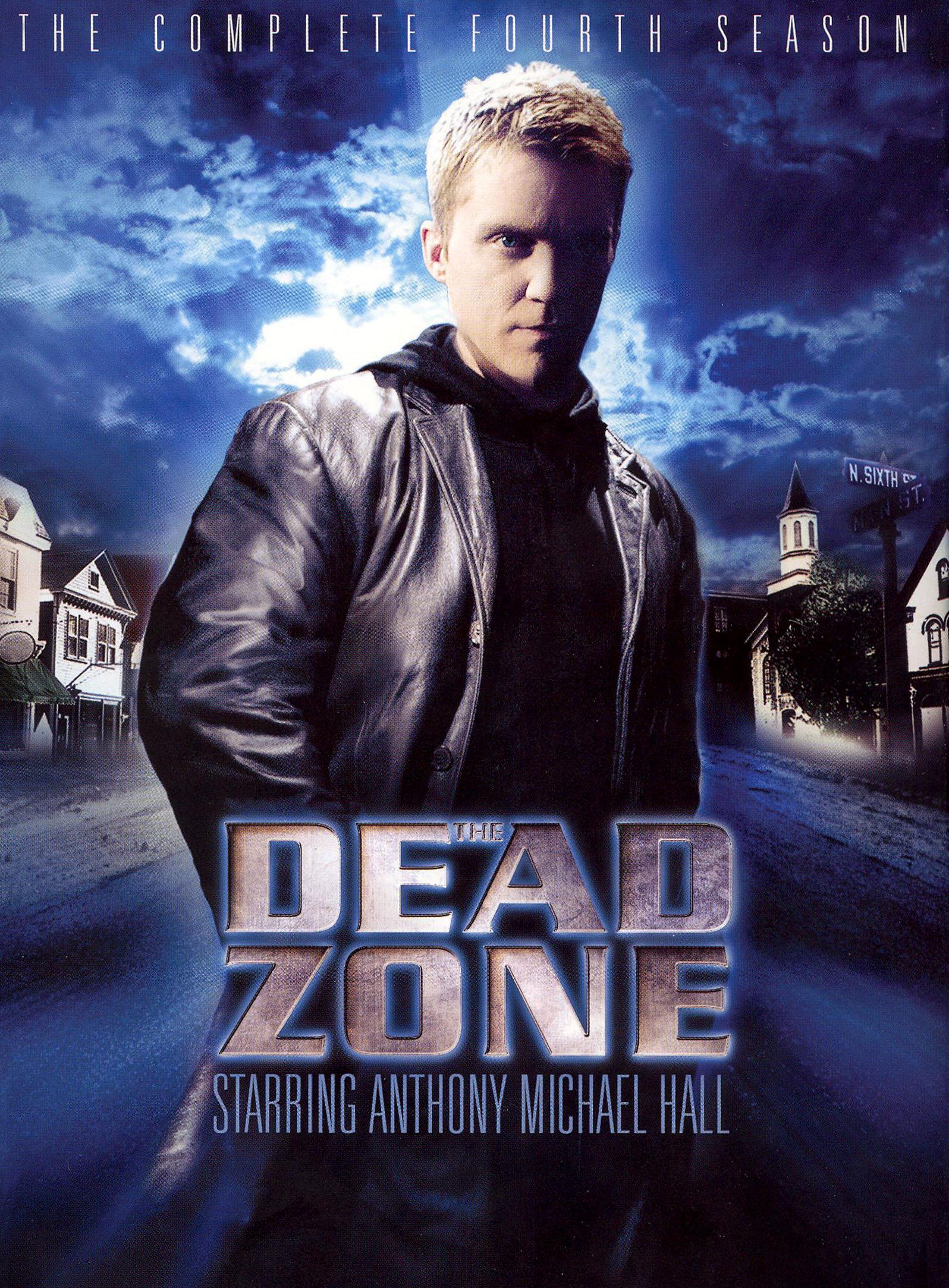 Dead Zone: The Complete Fourth Season [3 Discs] (dvd) 7782973