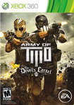 Army of TWO: The Devil's Cartel Overkill Edition - Xbox 360