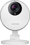 Samsung - SmartCam HD Pro Wireless High-Definition Security Camera - White