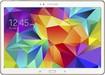Samsung - Geek Squad Certified Refurbished Galaxy Tab S 10.5 - 16GB - Dazzling White
