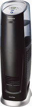 Honeywell - QuietCare UV Tower 3-Gallon Humidifier - Black