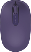 Microsoft - 1850 Wireless Mobile Mouse - Purple