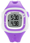 Garmin - Forerunner 15 GPS Watch (Small) - Violet/White