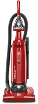 Dirt Devil - Breeze Upright Vacuum - Red