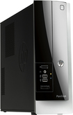 HP - Geek Squad Certified Refurbished Desktop - AMD A4-Series - 6GB Memory - 1TB Hard Drive