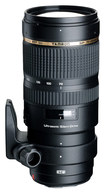 Tamron - SP 70-200mm f/2.8 Di VC USD Telephoto Zoom Lens for Select Nikon DSLR Cameras - Black