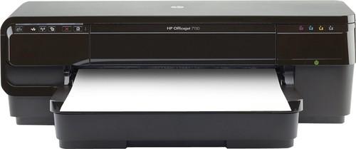 HP - Officejet 7110 Wireless ePrinter - Black