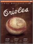 Vintage World Series Films: Baltimore Orioles (DVD) (Eng) 2006