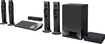 Sony - 1000W 5.1-Ch. 3D / Smart Blu-Ray Home Theater System