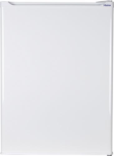 Haier - 2.7 Cu. Ft. Compact Refrigerator - White
