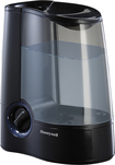Honeywell - 1 Gal. Warm Moisture Humidifier - Black