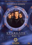 Stargate Sg-1: The Complete First Season [5 Discs] (dvd) 7838548