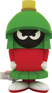 EMTEC - Looney Tunes Marvin 8GB USB 2.0 Flash Drive - Green/Red