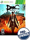 DmC Devil May Cry — PRE-OWNED - Xbox 360