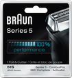 Braun - Series 5 Replacement Foil Cutter (1-Count) - Black