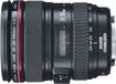 Canon - EF 24-105mm f/4L IS USM Standard Zoom Lens - Black