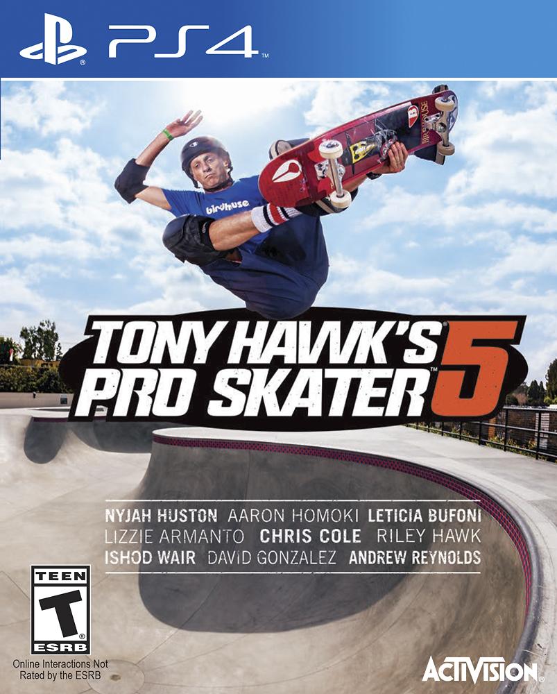 Tony Hawk's Pro Skater 5 - PlayStation 4