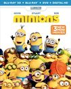 Minions [3d] [includes Digital Copy] [blu-ray/dvd] [2 Discs] 7877218