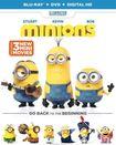 Minions [blu-ray/dvd] [2 Discs] 7877227