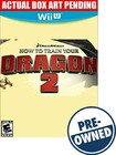 How to Train Your Dragon 2 - PRE-OWNED - Nintendo Wii U
