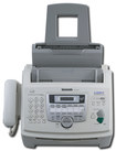 Panasonic - Plain Paper Laser Fax/Copier - Gray