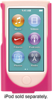 Griffin Technology - 2-in-1 Case for Apple® iPod® nano 7th Generation - Pink