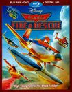 Planes: Fire & Rescue [2 Discs] [includes Digital Copy] [blu-ray/dvd] 7895054