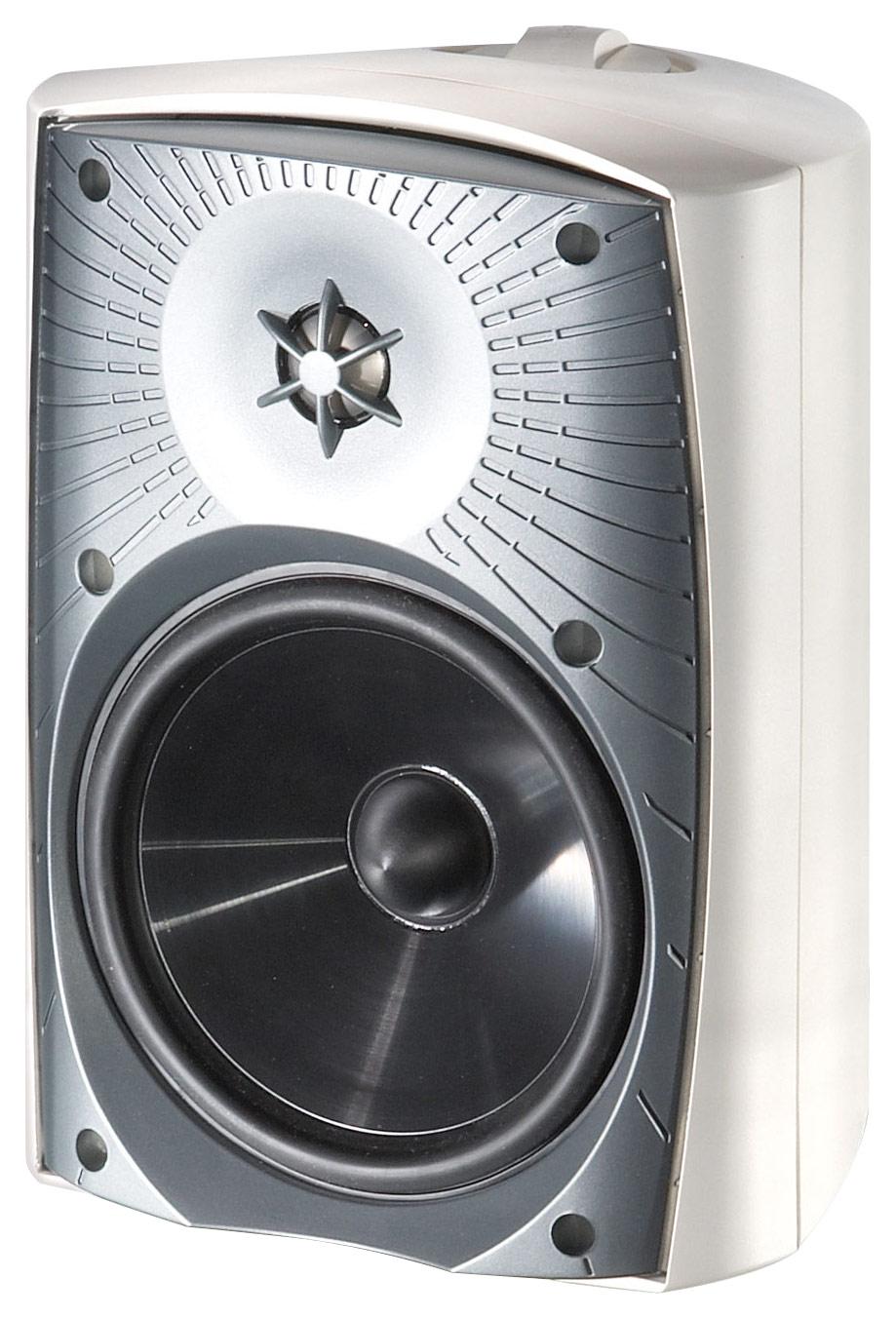 MartinLogan - Installer Series Outdoor Speakers (Pair) - White