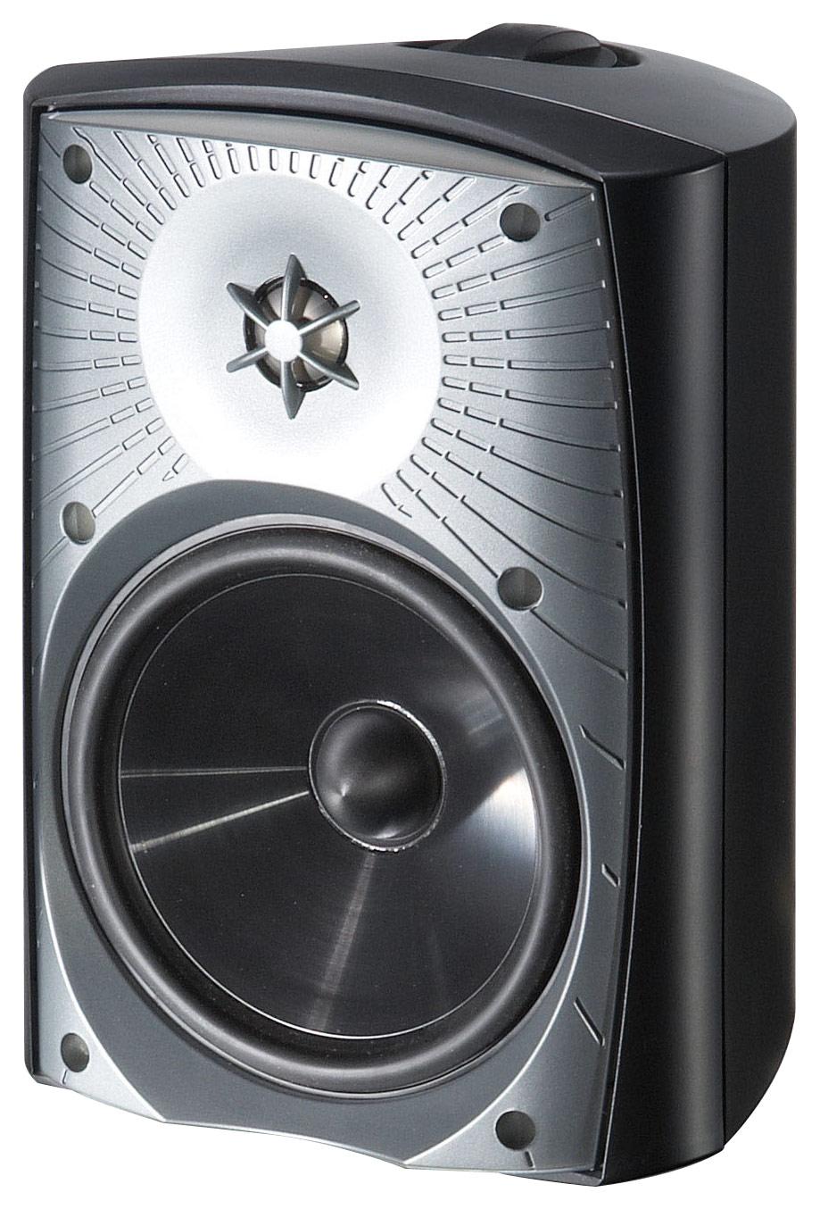 MartinLogan - Installer Series Outdoor Speakers (Pair) - Black