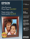 Epson - Ultra Premium High-Gloss Photo Paper - White