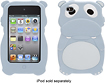 Griffin Technology - KaZoo Case for Apple® iPod® touch 4th Generation - Blue