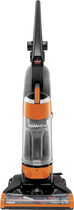 BISSELL - CleanView Bagless Upright Vacuum - Samba Orange