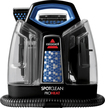 Bissel - SpotClean ProHeat Handheld Deep Cleaner - Black/Motley Blue