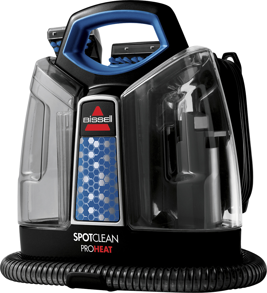 BISSELL SpotClean ProHeat Handheld Deep Cleaner Multi 5207U Best Buy