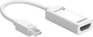 j5 create - Mini DisplayPort-to-4K HDMI Adapter - White