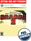 How to Train Your Dragon 2 - PRE-OWNED - Xbox 360