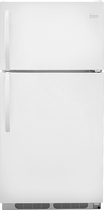 Frigidaire - 14.6 Cu. Ft. Top-Freezer Refrigerator - White