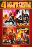 4 Action-packed Movie Marathon [2 Discs] (dvd) 7914102
