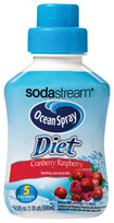 SodaStream - Ocean Spray Diet Cranberry-Raspberry Sodamix