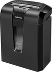 Fellowes - Powershred 63Cb 10-Sheet Crosscut Shredder - Black