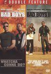 Bad Boys/bad Boys 2 [2 Discs] (dvd) 7934122