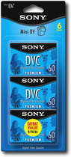 Sony - DV Cassette - Multi