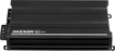 Kicker - CX-Series CX300.4 600W Class AB Bridgeable Multichannel Amplifier with Built-In Crossovers - Black