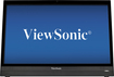 "ViewSonic - 21.5"" Touch-Screen Smart Display - Android 4.0 - 1GB Memory - 8GB Flash (eMMC) Memory - Black"