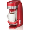 Hamilton Beach - Flexbrew® 1-cup Coffeemaker - Red 7957024