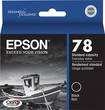 Epson - 78 Ink Cartridge - Black
