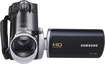 Samsung - F90BN HD Flash Memory Camcorder - Black