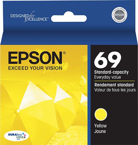Epson - DURABrite Ultra 69 Ink Jet Cartridge T069420 - Yellow